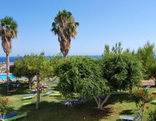 Oceanis Hotel 3* (Anissaras, Hersonissos, Crete, Greece)