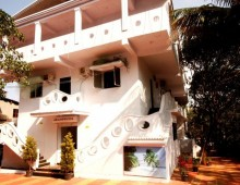 Fantasy Beach Resort 2* (Mandrem Beach, North Goa, Goa, India)