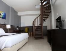 Duplex Family Pool Access Room in the hotel Woraburi Pattaya Resort & Spa 4* (Pattaya, Thailand)