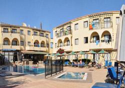 Amore Hotel Apartments 3* (Kapparis Protaras, Protaras, Cyprus)