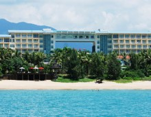 Building of the Wan Jia Hotel Resort Sanya 5* (Hainan, China)