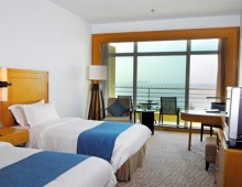 Deluxe Room Sea View in the Wan Jia Hotel Resort Sanya 5* (Hainan, China)
