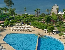 Elias Beach 4* (Limassol, Cyprus)