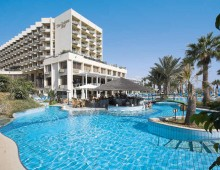 Golden Bay Beach Hotel 5* (Larnaca, Cyprus)
