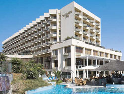 Golden Bay Beach Hotel 5* (Larnaca, Cyprus)