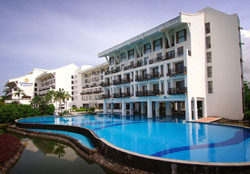 International Asia Pacific Convention Center & HNA Resort Sanya 5* (Sanya Bay, Sanya, Hainan, China)