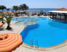 Kamari Beach Hotel 4* (Lardos, Lindos, Rhodes, Greece)