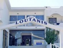 Loutanis 3* (Kolymbia, Rhodes, Greece)