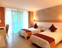 Sanya Jingli Lai Resort 4* (Sanya Bay, Sanya, Hainan, China)