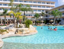 Pool in the Sentido Cypria Bay by Leonardo Hotels 4* (Paphos, Cyprus)