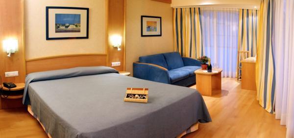 Guitart Central Park Resort Amp Spa 3 Lloret De Mar Spain