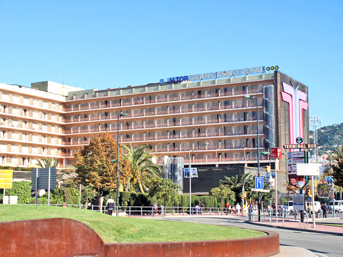 top gran casino royal (lloret de mar costa brava)
