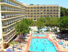 Best Oasis Park 4* (Salou, Costa Dorada, Spain)