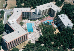 Jaime I Hotel 3* (Salou, Costa Dorada, Spain)