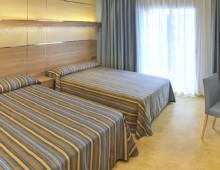 Alhambra Hotel 3* (Santa Susanna, Costa del Maresme, Spain)
