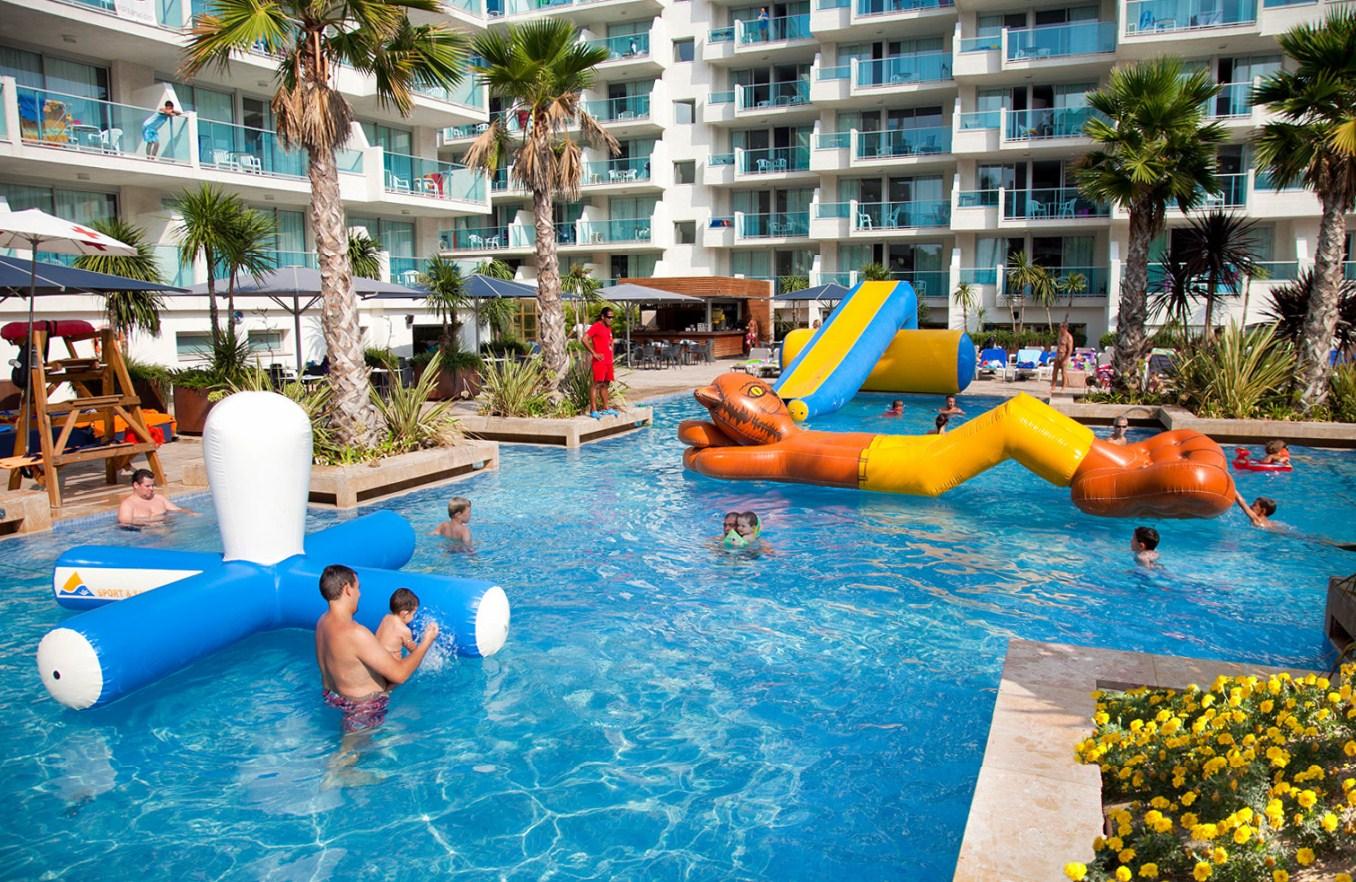 Blaumar Hotel Salou 4 Salou Costa Dorada Spain
