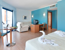 Medplaya Piramide Salou 4* (Salou, Costa Dorada, Spain)