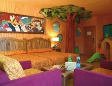 Port Aventura Hotel 4* (Salou, Costa Dorada, Spain)