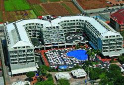 Aqua Hotel Aquamarina 3* (Santa Susanna, Costa del Maresme, Spain)