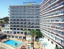 Serhs Oasis Park Hotel 3* (Calella, Costa del Maresme, Spain)