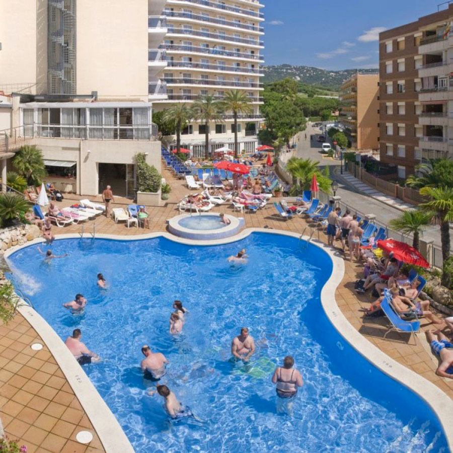 Hotel Oasis Park Calella All Inclusive