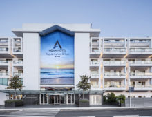 Aqua Hotel Aquamarina & Spa 4* in Santa Susanna, Costa del Maresme, Spain