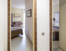 Family Room in Aqua Hotel Aquamarina & Spa 4* in Santa Susanna, Costa del Maresme, Spain