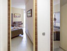 Family Room in Aqua Hotel Aquamarina & Spa 4* in Santa Susanna, Costa del Maresme, Spain