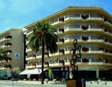 Aqua Hotel Promenade 4* (Pineda de Mar, Costa del Maresme, Spain)