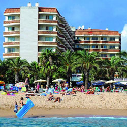 H.Top Royal Sun 4* (Santa Susanna, Costa del Maresme, Spain)