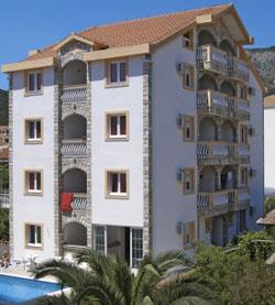 Hotel Tatjana 3* (Budva, Montenegro)