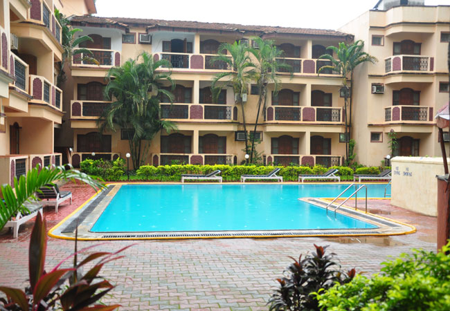 Abalone Resort 2* (Baga Beach, Arpora, North Goa, Goa, India)