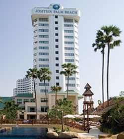 Jomtien Palm Beach Hotel & Resort 4* (Jomtien, Pattaya, Thailand)