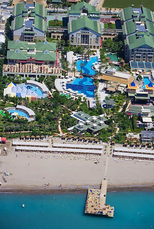 Alva Donna Exclusive Hotel Spa 5 Belek Turkey
