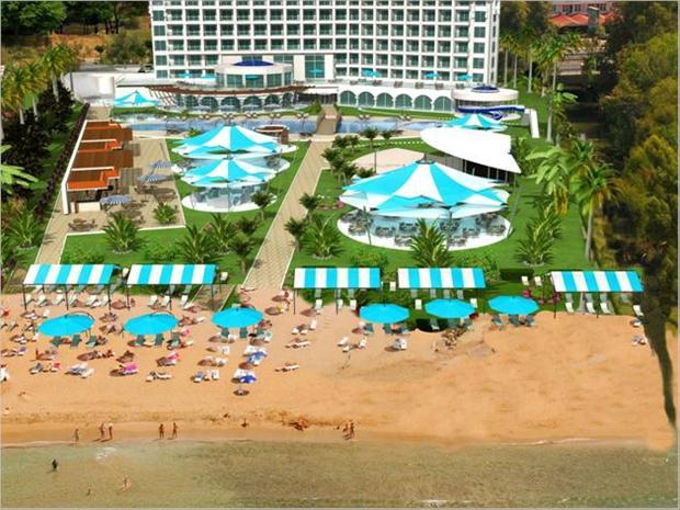 Annabella Diamond Hotel Spa 5 Alanya Turkey