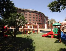 Playground of the hotel Limoncello Konakli Beach 5* (Alanya, Turkey)