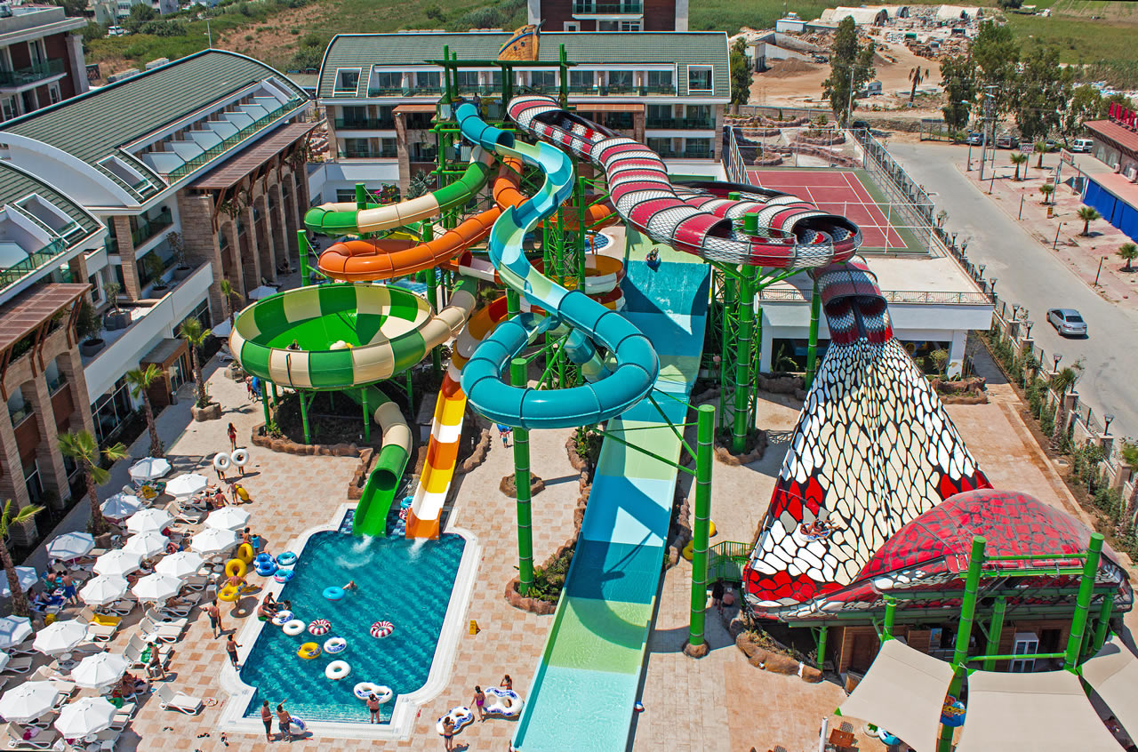 Crystal Waterworld Resort Amp Spa 5 Belek Turkey