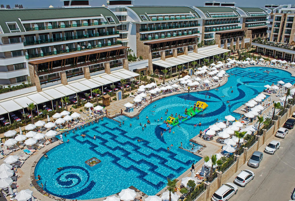Crystal Waterworld Resort Amp Spa 5 Belek Turkey