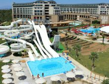 Kaya Palazzo Golf Resort 5* (Kadriye, Belek, Turkey)