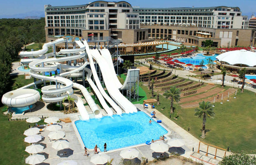 Kaya Palazzo Golf Resort 5 Belek Turkey