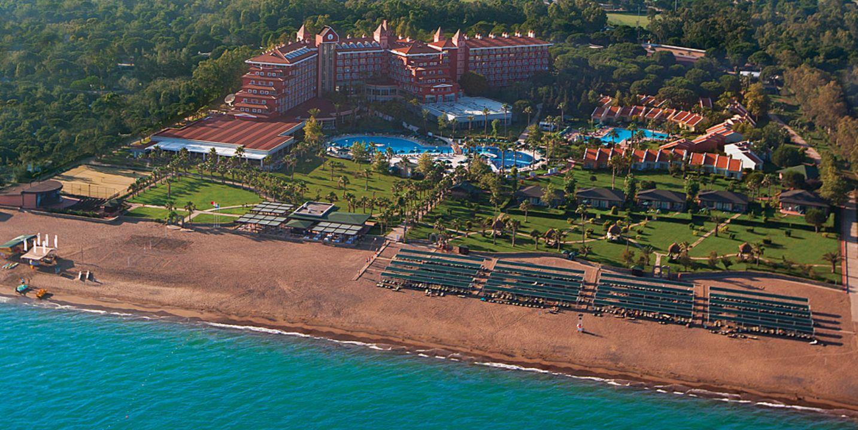 Ic Hotels Santai Family Resort 5 Belek Turkey