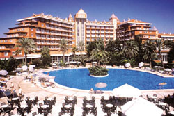 IC Hotels Santai Family Resort 5* (Belek, Turkey)