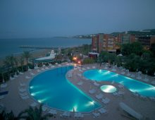 TT Hotels Pegasos Club 4* (Avsallar, Alanya, Turkey)