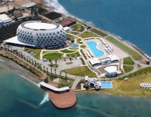 Panorama of Gold Island Hotel 5* (Alanya, Turkey)