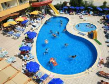 Blue Wave Suite Hotel 4* (Alanya, Turkey)