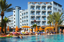 Caretta Beach Hotel 4* (Konakli, Alanya, Turkey)