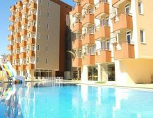 Lara Hadrianus Hotel 3* (Lara, Antalya, Turkey)