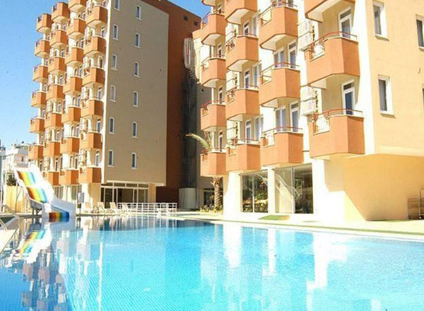 Lara Hadrianus Hotel 3 Antalya Turkey