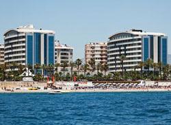 Porto Bello Hotel Resort & Spa 5* (Konyaalti, Antalya, Turkey)