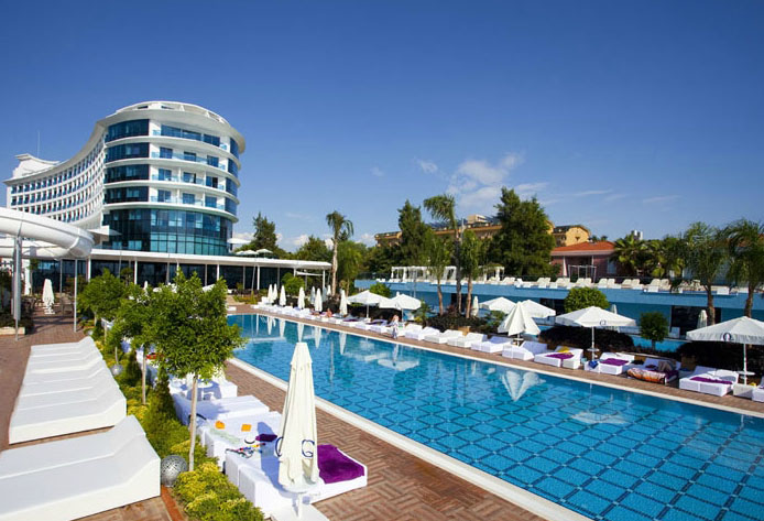 Q Hotel Turkey Q Premium Resort 5* (A...